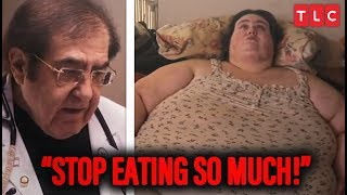 The MOST RUTHLESS Dr's Lectures On My 600-lb Life!