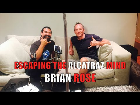 Brian Rose of London Real - Escaping The Alcatraz Mind | Flow Real | #2 from YouTube · Duration:  1 hour 8 minutes 52 seconds