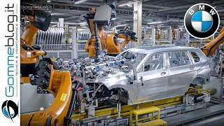 Fast Extreme Automatic Manufacturing - BMW CAR FACTORY