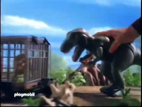 Playmobil dinosaurios youtube for Playmobil dinosaurios