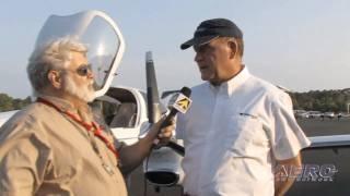 Aero-TV:  The DA42 NG - Diamond Aircraft
