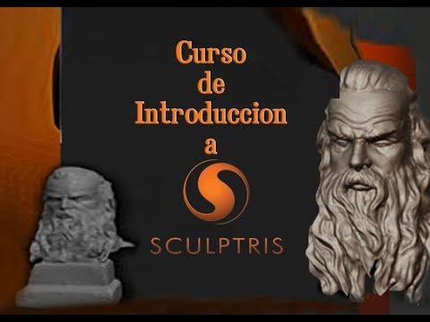 Curso de Sculptris parte 1 en español by Zigurat Tutoriales