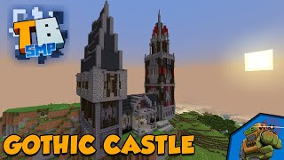 Gothic Castle | Minecraft Bedrock Let's Play | Truly Bedrock Season 1 Episode 11