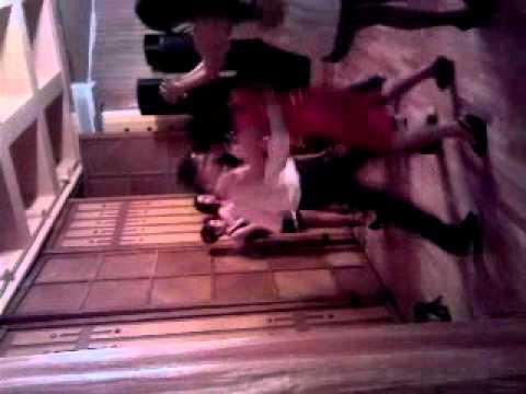 Cei mai ciudati dansatori !daca poti sa le zici dansatori:))