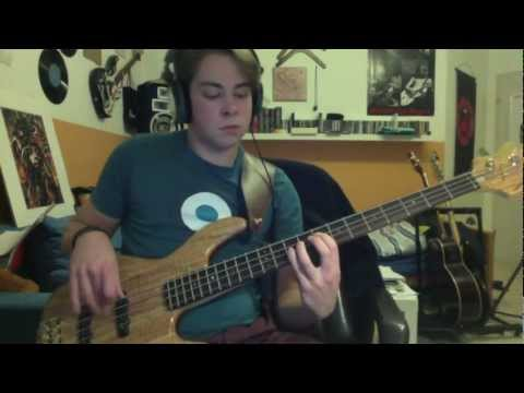 Red Hot Chili Peppers - Californication (Bass Cover)