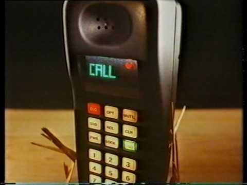 Telecom Australia Mobilenet commercial 1990