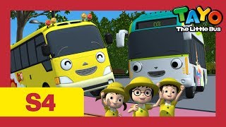 Tayo S4 Ep20 L Kinder's Field Trip L Tayo The Little Bus L Season 4 Episode