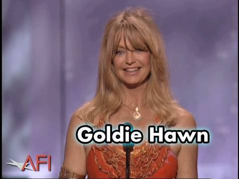 Goldie Hawn Compares Meryl Streep To a Stradivarius
