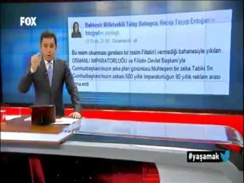 Fatih Portakal'dan AKP'li Tülay Babuşçu'ya Cevap