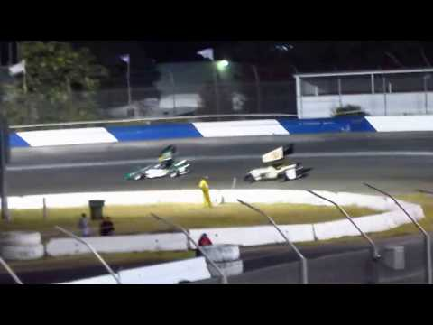 Senior Open Vintage Racing (S.O.V.R.) at Stockton 99 Speedway 8-8-15