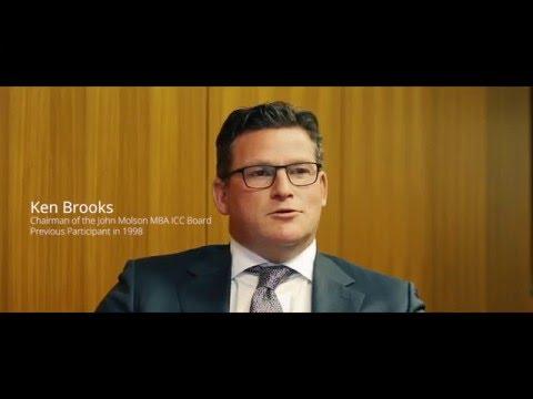 John Molson MBA International Case Competition - 35th Anniversary Promo Video