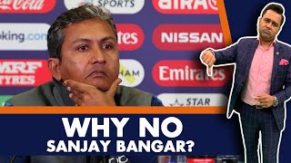 Why NO Sanjay BANGAR?   #AakashVani