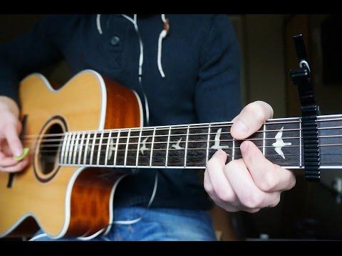 One Direction - Infinity - Guitar Cover   Mattias Krantz