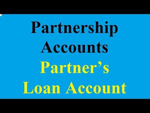 7 Partners' Loan Account
