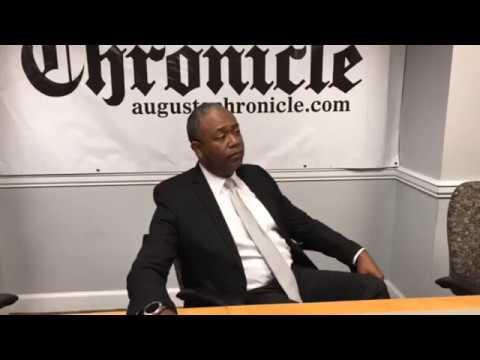Augusta Mayor Hardie Davis On Voters' Arena Decision