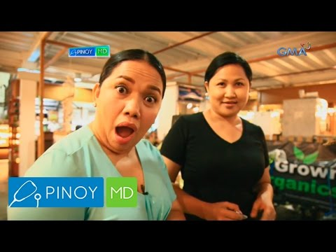 Pinoy MD: Affordable and organic food finds in a food market in Mandaluyong