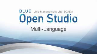 Video: BLUE Open Studio: Multi-Language