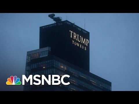 Donald Trump Companies Sitting On $250M+ Of Property | All In | MSNBC