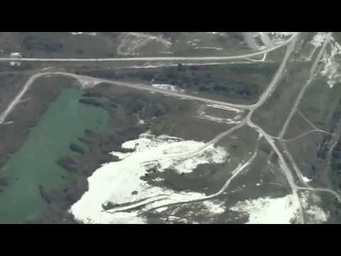 SE to PCS phosphate mine