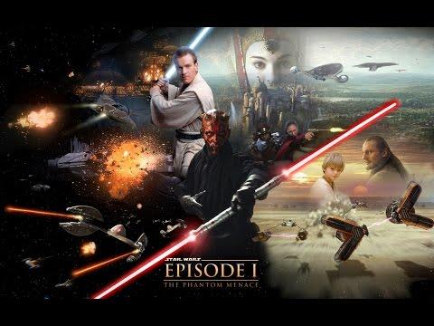 Trailer do filme Star Wars: episódio I - a ameaça fantasma