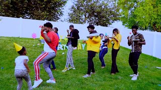 Jerusalema Dance Challenge Free MP3 Song Download 320 Kbps
