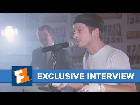 Oral Arguments - Elijah Wood V Dominic Monaghan | Fantastic Fest | FandangoMovies
