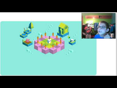 CODING WITH A BUNNY!? [Google Doodle For 50 Years of Kids Coding]