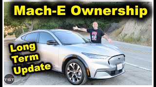 homepage tile video photo for 2021 Ford Mustang Mach-E Long Term - 3 Month Update!
