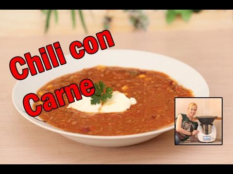 Heute Gibts Einen Klassiker Aus Dem Thermomix Chili Con Carne