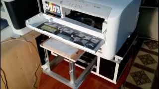 Печать на ДСП или по гладким поверхностям(Рекомендации, как правильно наносить рисунок на гладкие поверхности, с помощью планшетного принтера., 2014-12-23T20:07:06.000Z)
