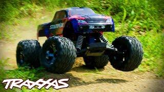 Wheelies - Big Air - Roosting Dirt   Stampede VXL
