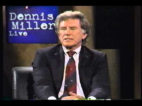 Gary Hart interview-Dennis Miller Live 1995