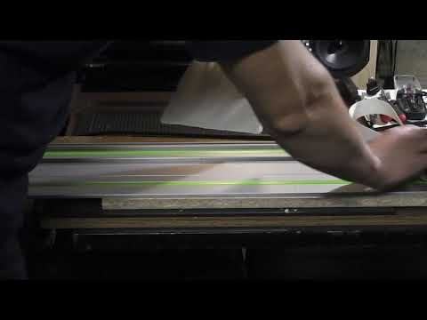 Мешок-пылесборник для погружной пилы за 15 минут и 0 копеек (часть 2)