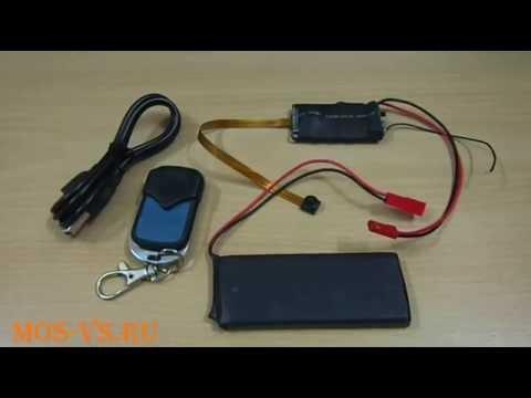 Портативные микро камеры для скрытой съемки