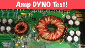 Kicker ZR240 vs SMD Amp Dyno AD-1 FULL Power Output Test