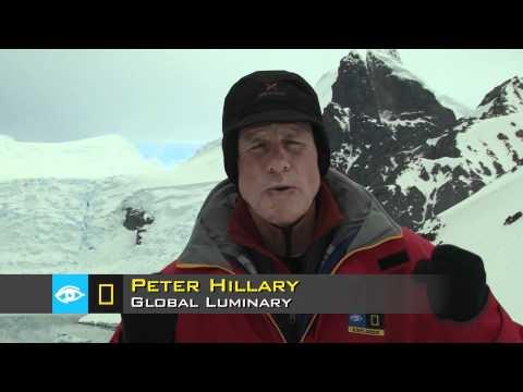 Antarctic Explorer Peter Hillary Encounters a Super Pod of Orcas