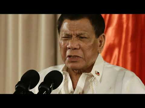 Duterte Goes Off: Tells CIA To Either 'Take Him Out' or Leave The Country