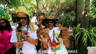 Scratchylus feat. Kiddus I & Inna de Yard - Reset the mindset (Oct 2013)