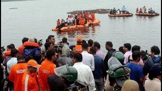 Tourist Boat Accident in East Godavari River | 5 Feared Dead & 33 Missing as Rescue Continues