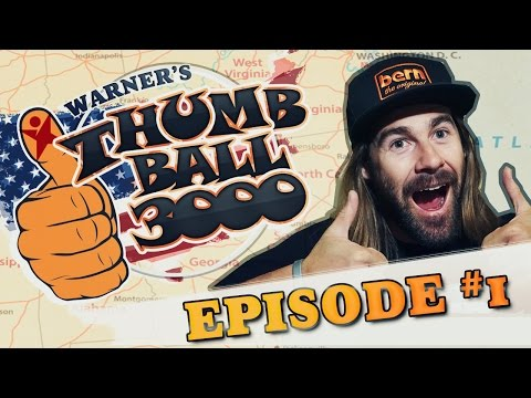 Warner's Thumbball 3000 Episode 1/3 presented by Betsafe