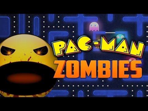 PACMAN ★ Left 4 Dead 2 (L4D2 Zombie Games)