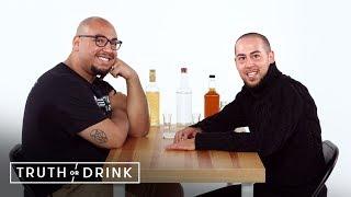 Siblings (Adrian & Nathan) | Truth or Drink | Cut