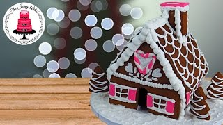 Christmas Gingerbread House - How To With The Icing Artist And Special Guest!