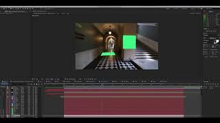 Corridor VFX Making