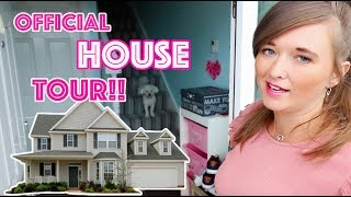 THE OFFICIAL HOUSE TOUR!