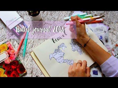 MON BULLET JOURNAL (matériel, démo, set-up)