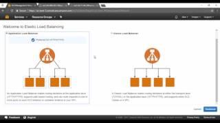 aws developer associate working with elastic load balancer