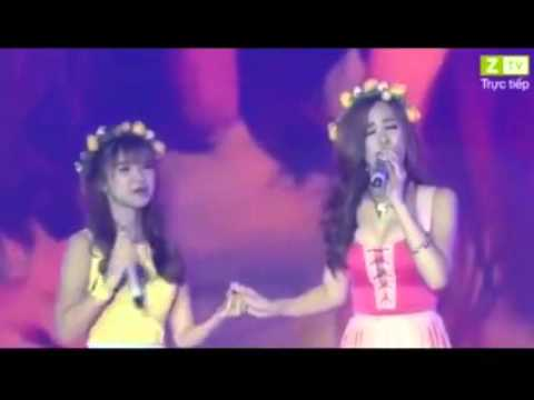 Khởi My - Đông Nhi - Bảo Anh hát hit của nhau