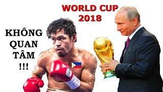 Quốc Gia Duy Nhất Đông Nam Á Thờ Ơ Với World Cup 2018