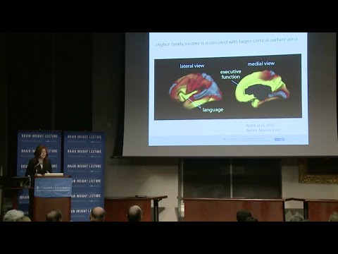 Kimberly Noble on Socioeconomic Disparities, Children and Brain Development